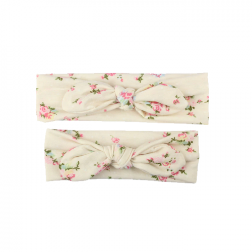 8022 Bow_Matching_Flolar_White